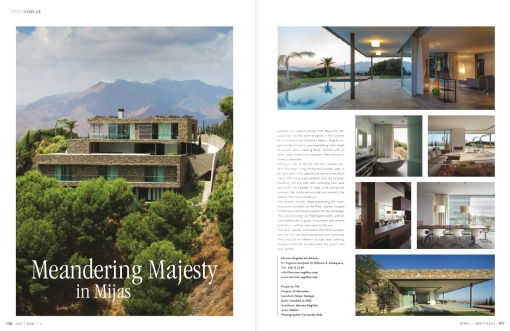 El Meandro_Marion Regitko Architects_Home&Lifestyle_MayJune 2016