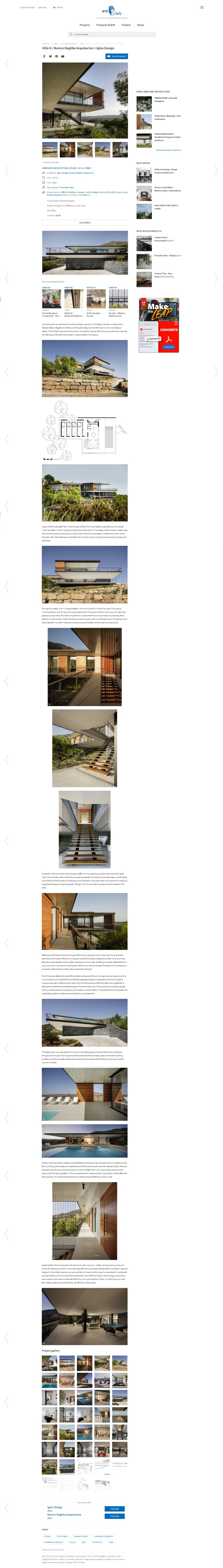 archdaily publication